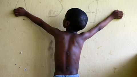 Stripped and whipped: Nigeria institute pupils report sexual assault