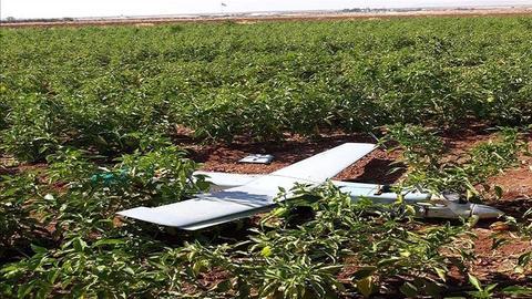 Turkey 'downs' unidentified drone on Syria border