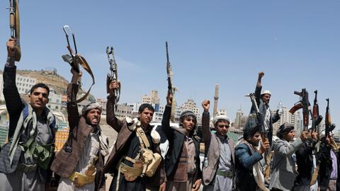 Yemen's Houthi rebels release nearly 300 detainees - ICRC