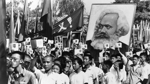 In Pictures: The People's Republic of China turns 70