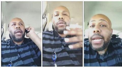 Cleveland police searching for man who broadcast killing on Facebook