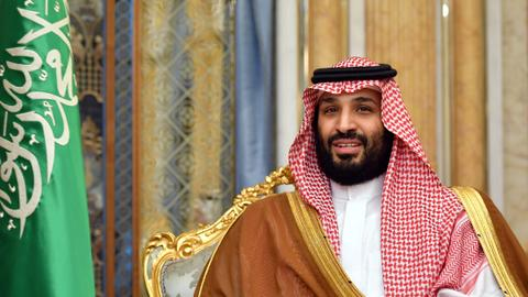 The Saudi crown prince's shifting rhetoric on Iran