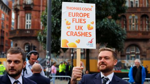 UK launches probe of Thomas Cook auditors as foreign branches collapse