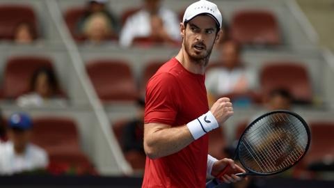 Andy Murray battles into China Open last eight