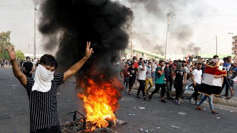 Iraq declares curfew in Baghdad until further notice