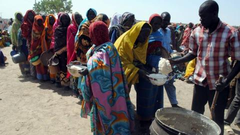 Have you ever heard of the Lake Chad crisis?