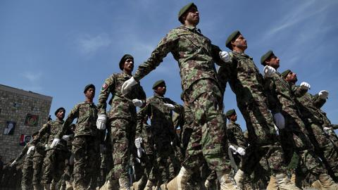 The battered and maligned Afghan National Security Forces are key to peace