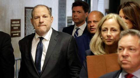 Weinstein loses bid to have rape trial moved out of New York City