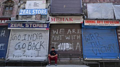 Kashmir siege, autonomy loss complete two months