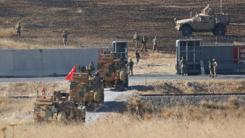 Turkey ready to launch military operation east of Euphrates in Syria