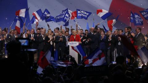 French presidential candidates plan final rallies