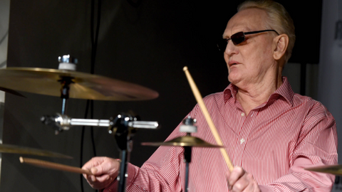 Ginger Baker, drummer with rock legends Cream, dies aged 80