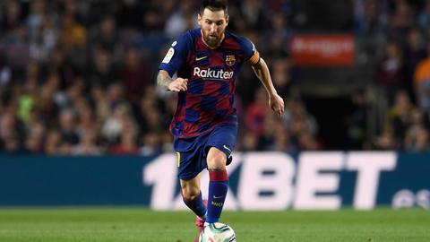 Messi scores first goal of season as Barca beats Sevilla 4-0