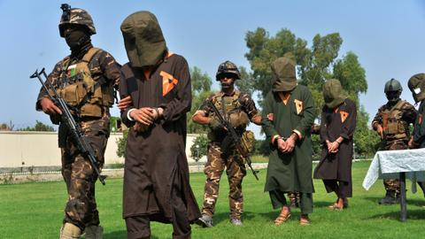 Taliban says Afghanistan freed several of its prisoners