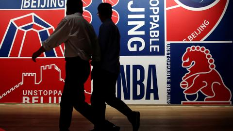 NBA not apologising over tweet supporting Hong Kong protests