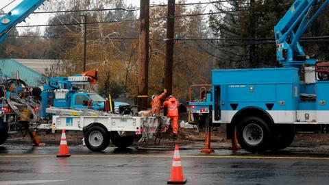 Millions face power outages in northern, central California