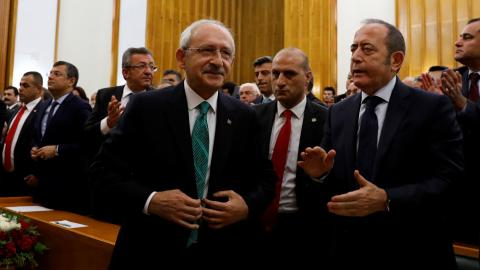Turkey's main opposition party seeks annulment of referendum