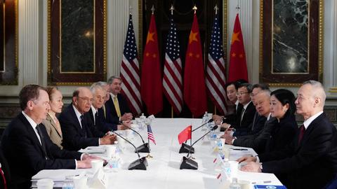 US-China trade talks to resume amid fraught ties and low expectations
