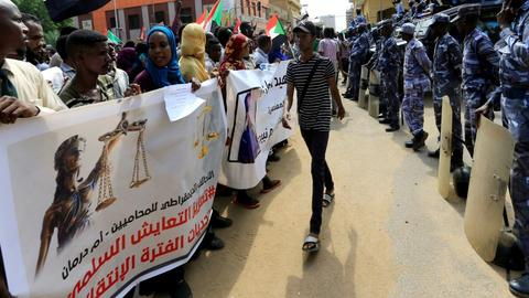 Sudan appoints first female judiciary chief - state media