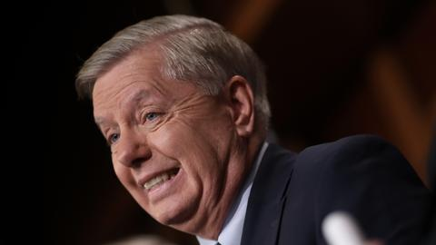 Russian hoax call exposes Lindsey Graham's contradictions on PKK