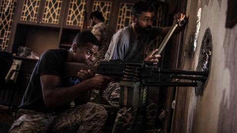 Tripoli govt seeks outside intervention to end Libya chaos
