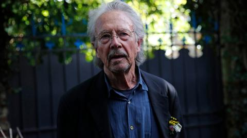 Nobel foundation draws ire for awarding literature prize to Peter Handke
