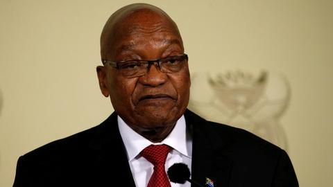 Former South African leader Jacob Zuma to face corruption trial