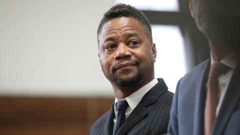 Actor Cuba Gooding Jr to face new charges in groping case
