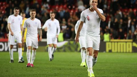 Czechs upset England, Portugal and France close in on Euro 2020