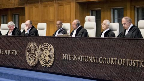 ICJ rejects Ukraine's request for anti-Russia measures