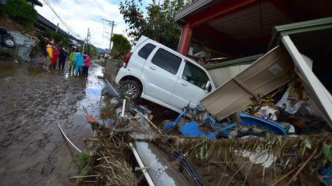 At least 67 die in Japan's Typhoon Hagibis aftermath