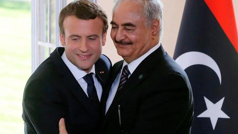 Macron's misguided gamble against Erdogan in Libya