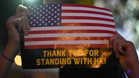 China says US House should stop interfering in Hong Kong