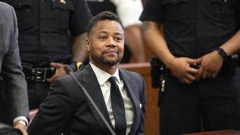 Cuba Gooding Jr pleads not guilty to sexual abuse charges