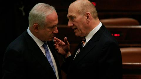 Exclusive: 'He will be indicted, and Netanyahu is finished' - Ehud Olmert