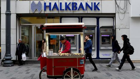 Turkish Halkbank says US charges represent unprecedented overreach