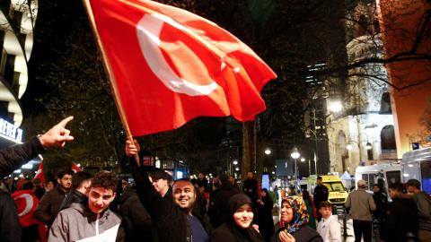 Why many Turkish citizens in Europe rallied behind the