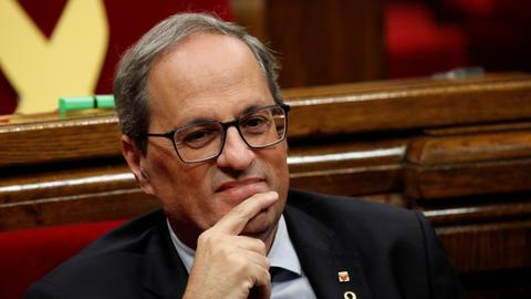 Aiming for Catalonia's independence from Spain by 2021 end – Torra