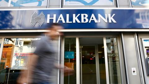 What's happening with Turkey's Halkbank?