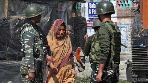 In Pictures: How India's communication shutdown impacted Kashmiris