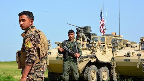 How Turkey's security concerns stem from the US arming the YPG to the teeth