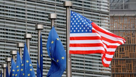 US imposes tariffs on $7.5 billion worth of EU goods