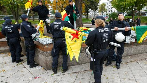 German politician brands PKK 'terrorist organisation'