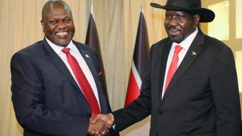 South Sudan rebel leader seeks further delay to unity government