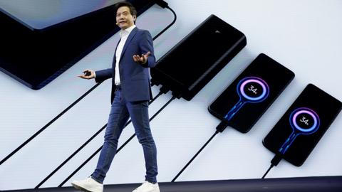 China's Xiaomi plans to launch more than 10 5G phones next year