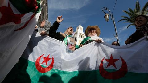 Elections in Algeria: a facade to maintain the status quo?