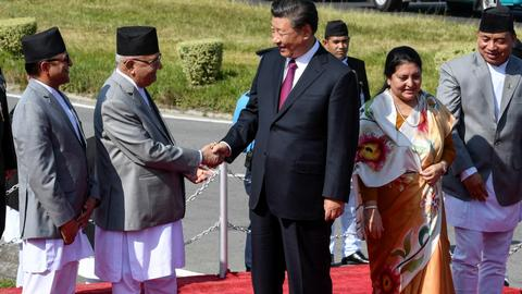 China's silent foray into Nepal