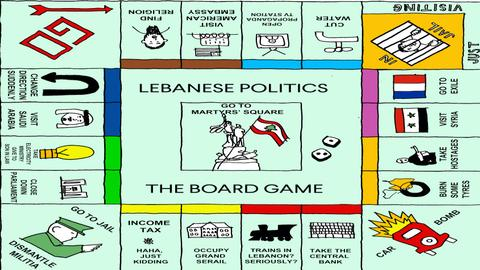 These memes explain the protests in Lebanon