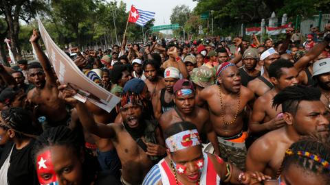 Intimidation and repression won't quell unrest in West Papua