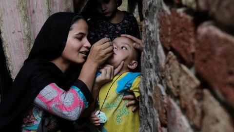World Polio Day: Why Pakistan is failing to eradicate the disease